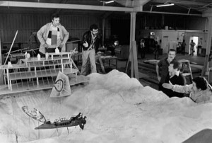 Rare and Valuable Photos from the Star Wars Sets (100 photos) 17