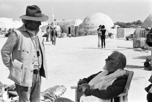 Rare and Valuable Photos from the Star Wars Sets (100 photos) 19