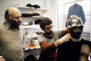 Rare and Valuable Photos from the Star Wars Sets (100 photos) 2