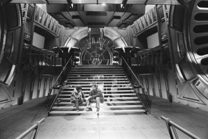 Rare and Valuable Photos from the Star Wars Sets (100 photos) 22