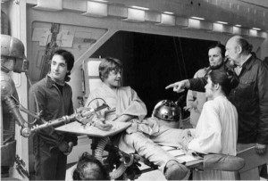 Rare and Valuable Photos from the Star Wars Sets (100 photos) 24