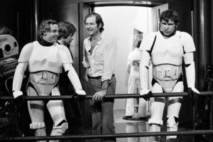Rare and Valuable Photos from the Star Wars Sets (100 photos) 27