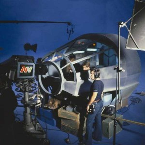 Rare and Valuable Photos from the Star Wars Sets (100 photos) 3