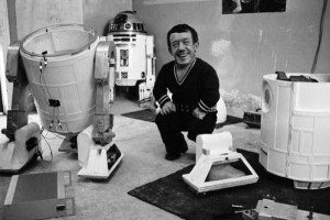 Rare and Valuable Photos from the Star Wars Sets (100 photos) 32