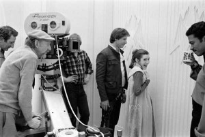 Rare and Valuable Photos from the Star Wars Sets (100 photos) 37