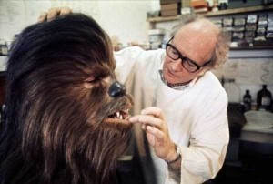 Rare and Valuable Photos from the Star Wars Sets (100 photos) 4