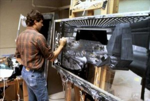 Rare and Valuable Photos from the Star Wars Sets (100 photos) 41