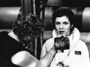 Rare and Valuable Photos from the Star Wars Sets (100 photos) 42
