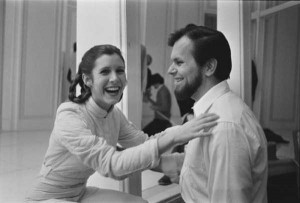 Rare and Valuable Photos from the Star Wars Sets (100 photos) 47