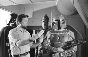 Rare and Valuable Photos from the Star Wars Sets (100 photos) 5