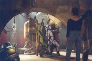 Rare and Valuable Photos from the Star Wars Sets (100 photos) 52