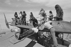 Rare and Valuable Photos from the Star Wars Sets (100 photos) 62