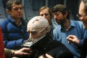 Rare and Valuable Photos from the Star Wars Sets (100 photos) 65