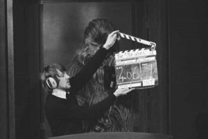 Rare and Valuable Photos from the Star Wars Sets (100 photos) 69