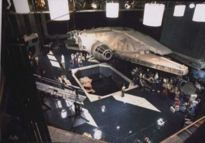 Rare and Valuable Photos from the Star Wars Sets (100 photos) 71