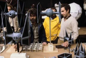 Rare and Valuable Photos from the Star Wars Sets (100 photos) 78