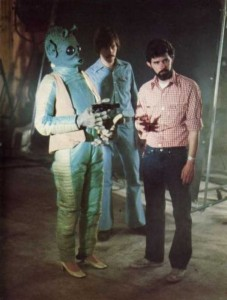 Rare and Valuable Photos from the Star Wars Sets (100 photos) 79