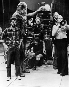 Rare and Valuable Photos from the Star Wars Sets (100 photos) 80
