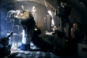 Rare and Valuable Photos from the Star Wars Sets (100 photos) 81
