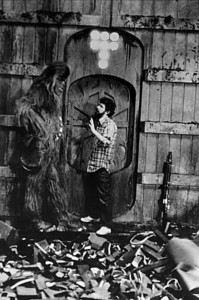 Rare and Valuable Photos from the Star Wars Sets (100 photos) 86