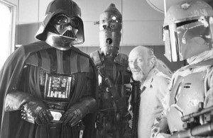 Rare and Valuable Photos from the Star Wars Sets (100 photos) 89