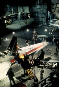 Rare and Valuable Photos from the Star Wars Sets (100 photos) 90