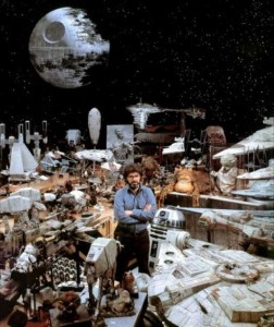 Rare and Valuable Photos from the Star Wars Sets (100 photos) 91