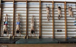 See How China Train Their Future Olympians (33 photos) 18