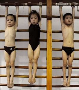 See How China Train Their Future Olympians (33 photos) 20