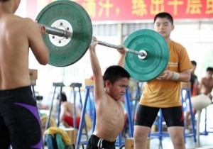 See How China Train Their Future Olympians (33 photos) 23