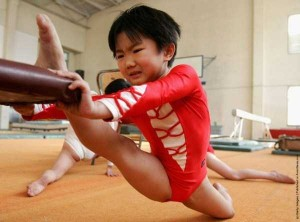 See How China Train Their Future Olympians (33 photos) 25
