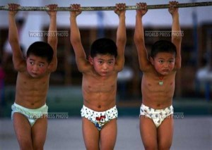 See How China Train Their Future Olympians (33 photos) 29