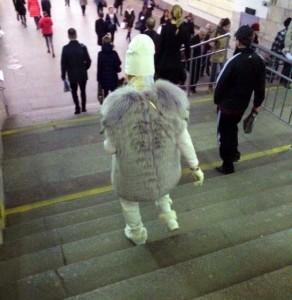 Subway Fashion: Russian Edition – Part 3 (25 photos) 14