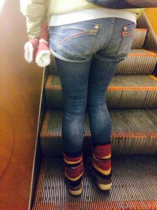 Subway Fashion: Russian Edition – Part 3 (25 photos) 15