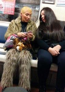 Subway Fashion: Russian Edition – Part 3 (25 photos) 19