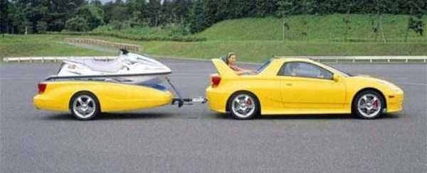Awesome Custom Made Car Trailers (37 photos) 18