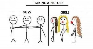 21 Obvious Differences Between Men and Women (21 photos) 5