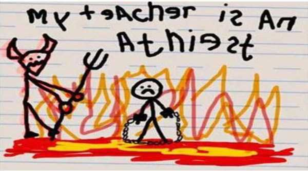 Hilariously Disturbing Kid's Drawings (27 photos) 20