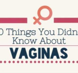 Fascinating Facts About Vagina (12 photos)