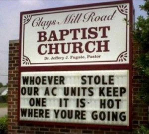 60 Creatively Funny Church Signs (60 photos) 15