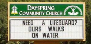 60 Creatively Funny Church Signs (60 photos) 17