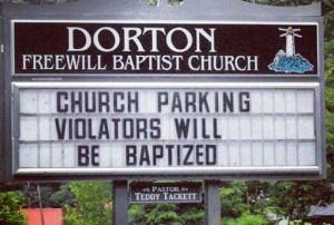 60 Creatively Funny Church Signs (60 photos) 4