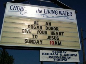 60 Creatively Funny Church Signs (60 photos) 41