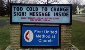 60 Creatively Funny Church Signs (60 photos) 54