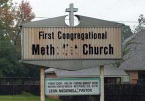60 Creatively Funny Church Signs (60 photos) 57