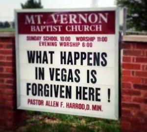 60 Creatively Funny Church Signs (60 photos) 6