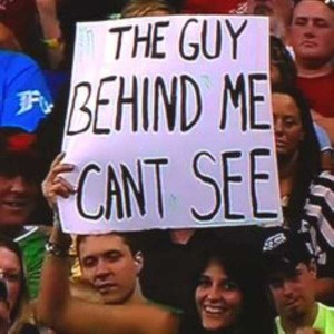 25 Funny and Creative Concert Signs (25 photos) 25
