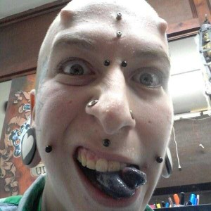 Another Guy Transforms Himself Into a Freak (29 photos) 17