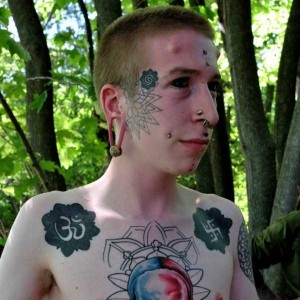 Another Guy Transforms Himself Into a Freak (29 photos) 22