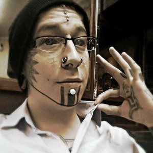 Another Guy Transforms Himself Into a Freak (29 photos) 28